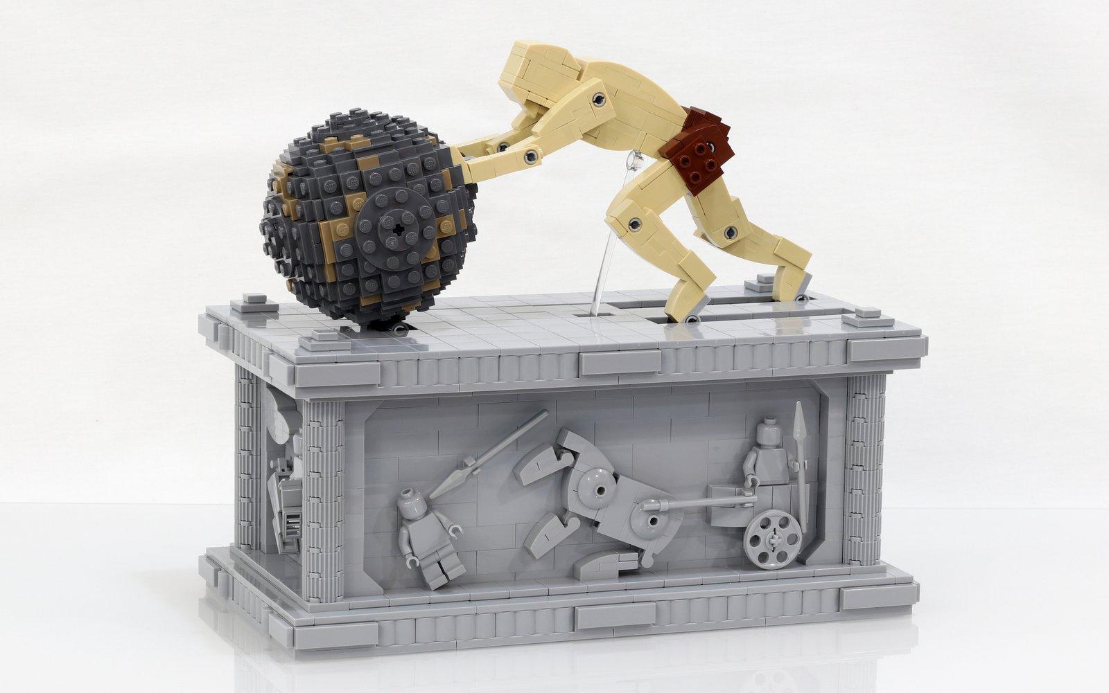 Sysyphus Automata (Motorized)