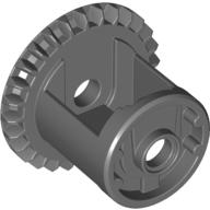 Technic Differential with Inner Tabs and Closed Center- 28 Bevel Teeth