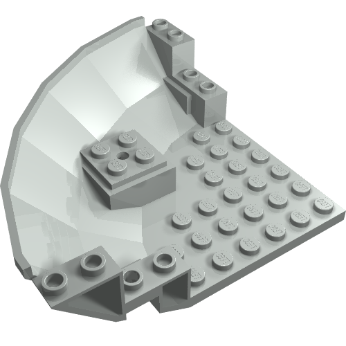 millennium falcon lego instructions 7190