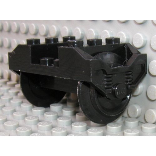 LEGO Trains Wheels Assembly 57878, 2878, 57051 black or gray