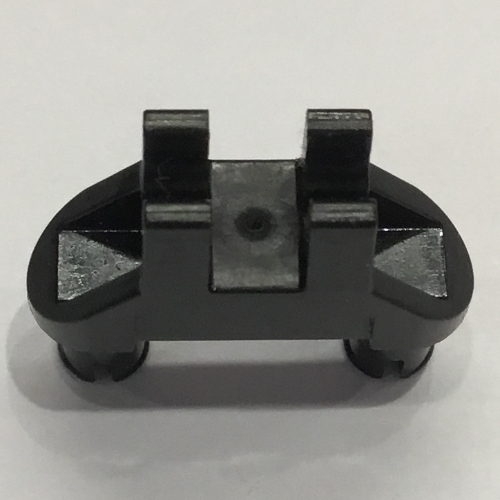 LEGO 47994 Technic Pin Double Triangle 1x3 with 2 Clips with Round Pin Holes x1