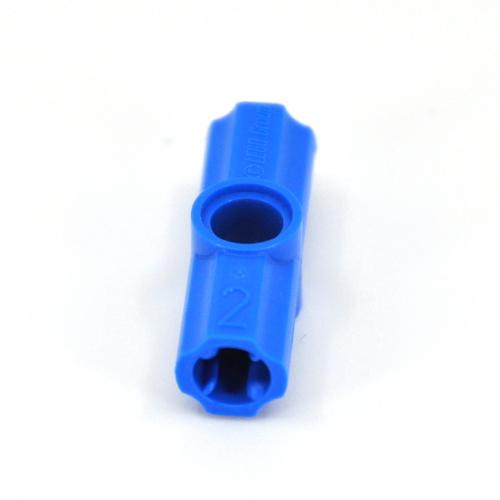 Lego technic 2x Axe Axle pin connector angled #2 jaune//yellow 32034 NEUF