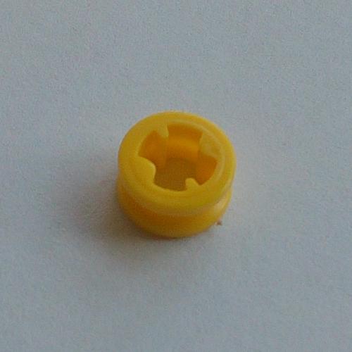LEGO x 100 Yellow Technic Bush 1//2 Smooth NEW
