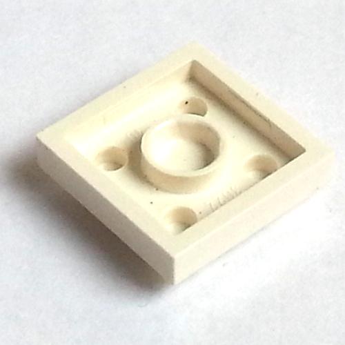 LEGO PART 3022 LIGHT BLUISH GREY 2 X 2 FOR 23 PIECES
