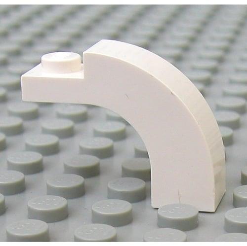 LEGO 10 x Arc Noir Black Brick Arch 1x3x2 Curved Top 92903 6005 4618880
