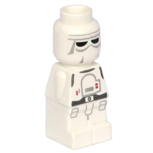 Lego Microfig Star Wars Snowtrooper 85863pb082 Minifig