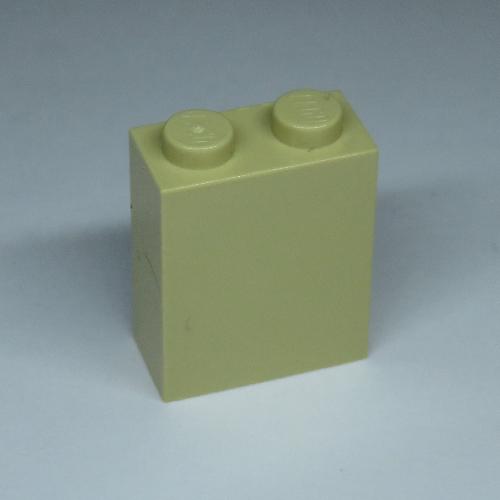 Lego 6x Brick Brick 1x2x2 Inside Stud Holder white//white 3245c NEW