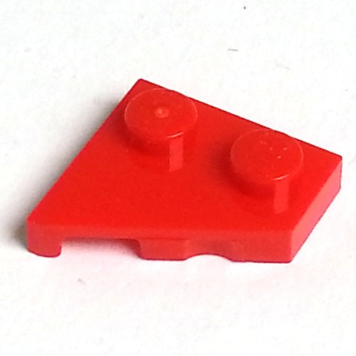 Part 11458 4 x NEW LEGO Plates 1x2 with Pin Hole on Top SELECT COLOUR