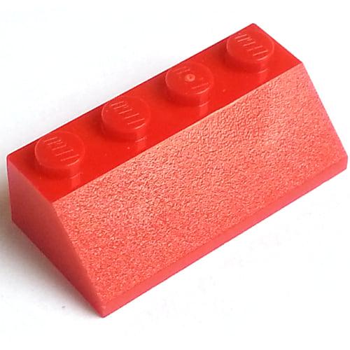 Slope 45 2 x 4  LIGHT BLUISH GRAY  3037 LEGO Parts~ 4