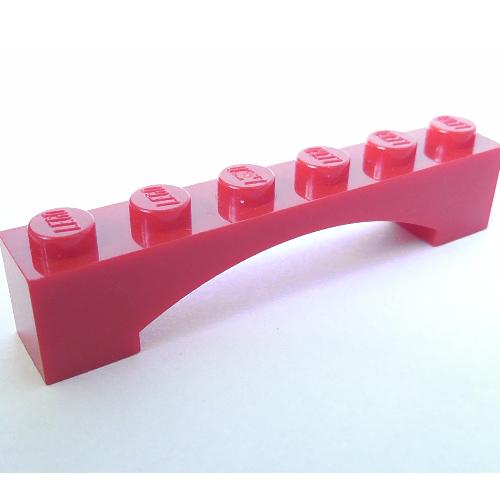 92950-Brick Arch Reddish Brown Lego ® 10x Arc Pierre 1x4-Reddish Marron