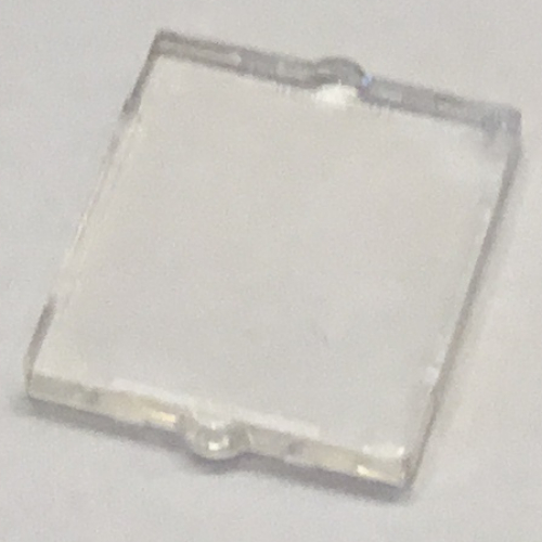 Details about  /LEGO® White Window 1 x 2 x 3 and Trans Clear Glass Flat Front Design ID 60593