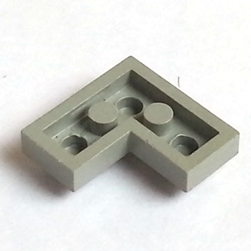 Missing Lego Brick 2420 Blue x 10 Plate 2 x 2 Corner