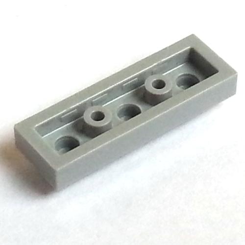 Lego 3623 x4 plate 1 x 3 light grey courrier électronique