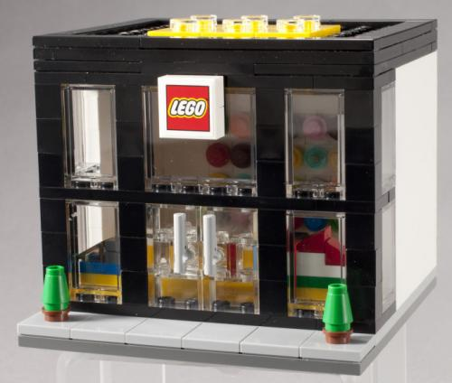LEGO 3300003-1 Lego Brand Retail Store - Ninja Brick