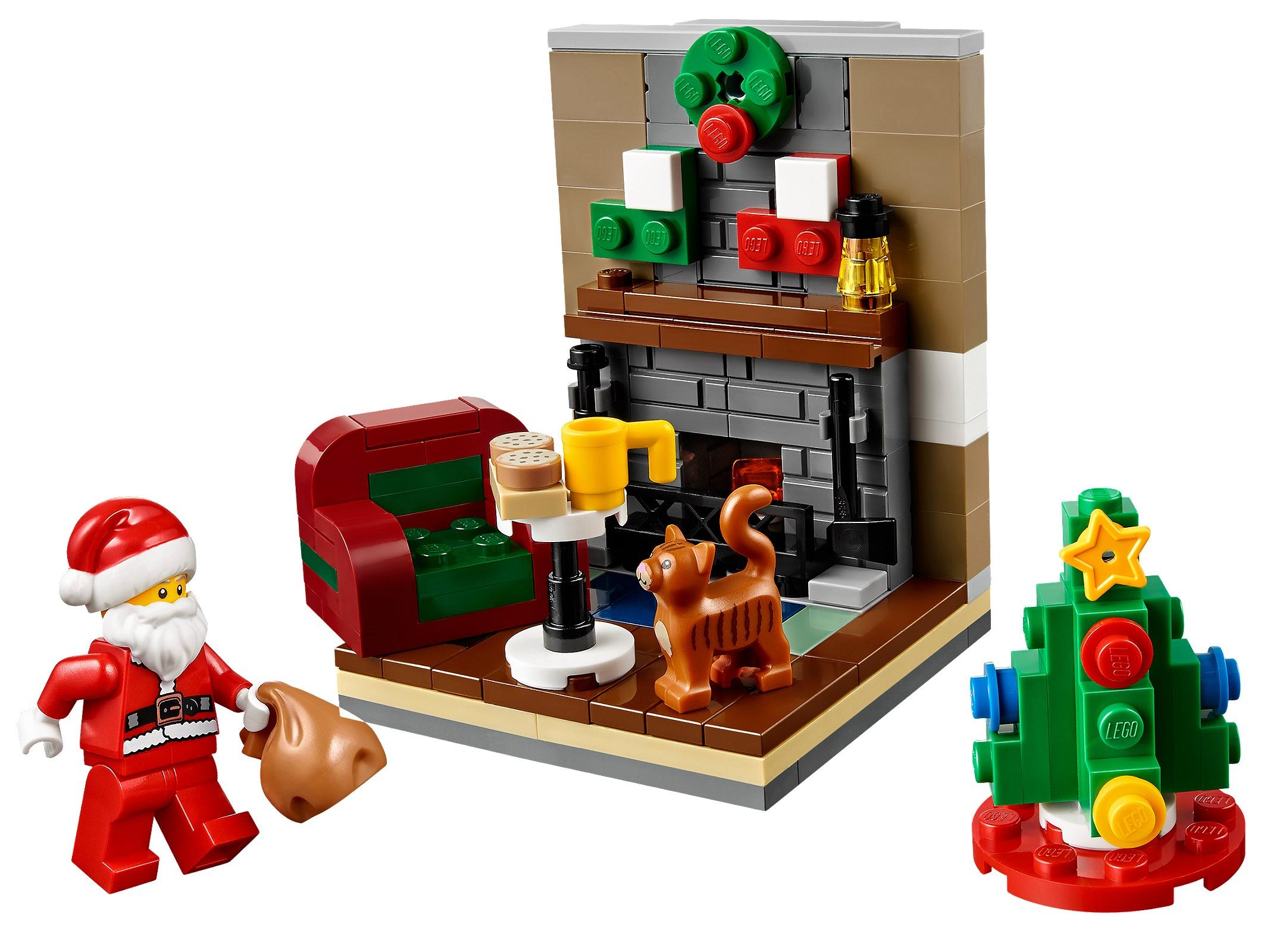 LEGO 40138-1 Christmas Train - Ninja Brick