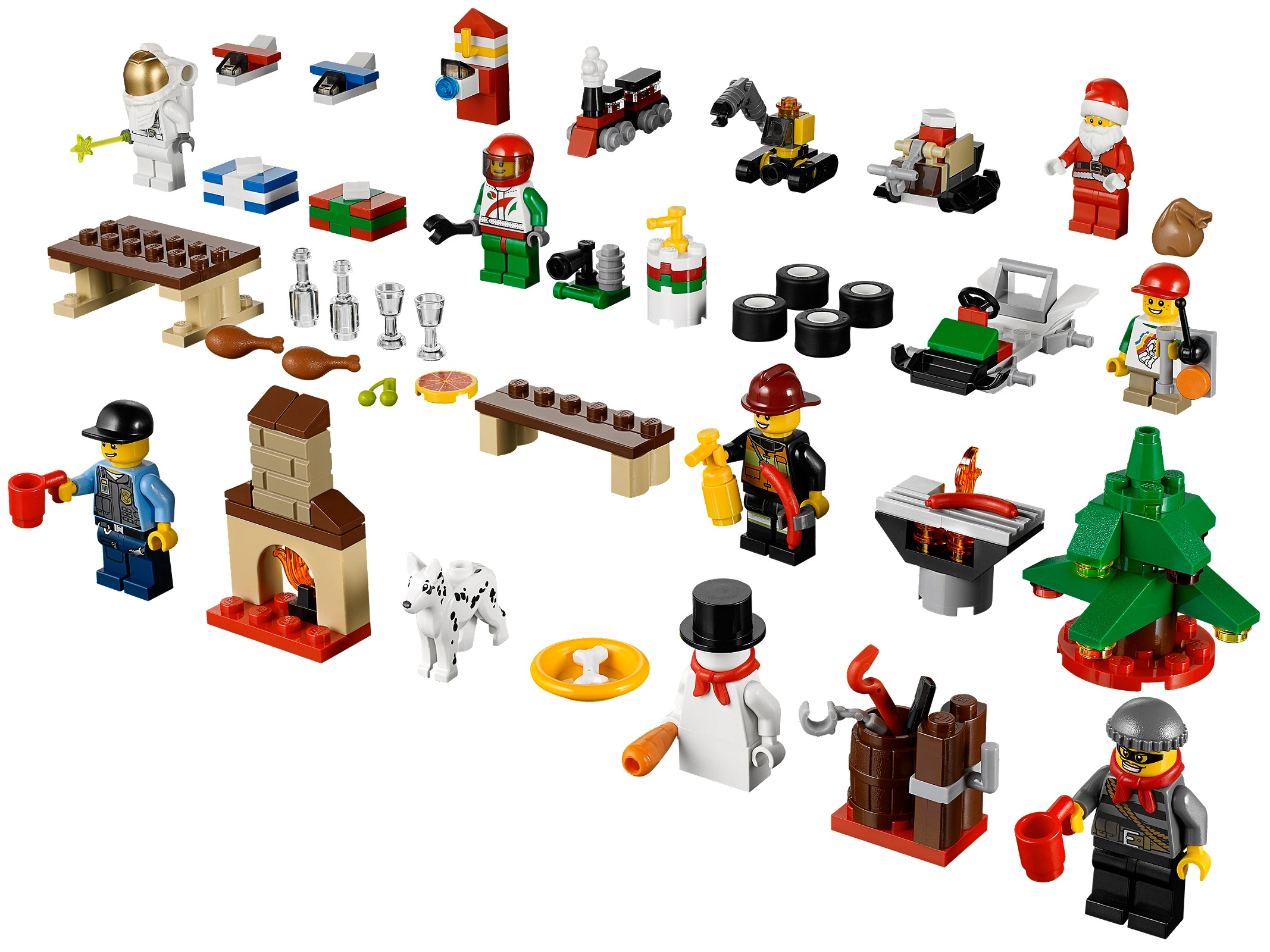LEGO CITY ADVENT CALENDER 2017 60133 CHRISTMAS GIFTS