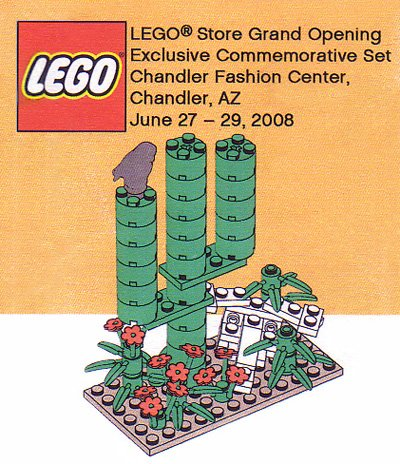 LEGO Chandler-1 LEGO Store Grand Opening Exclusive Set, Chandler ...