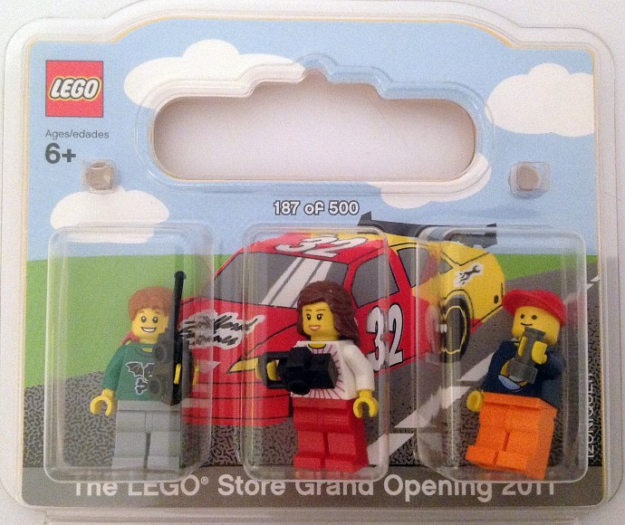 LEGO Indianapolis-1 LEGO Store Grand Opening Exclusive Set ...