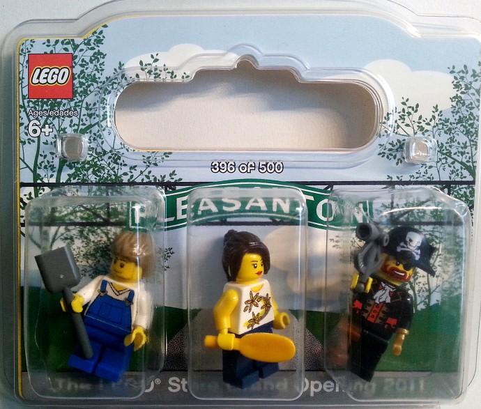LEGO Pleasanton-1 LEGO Store Grand Opening Exclusive Set Stoneridge ...