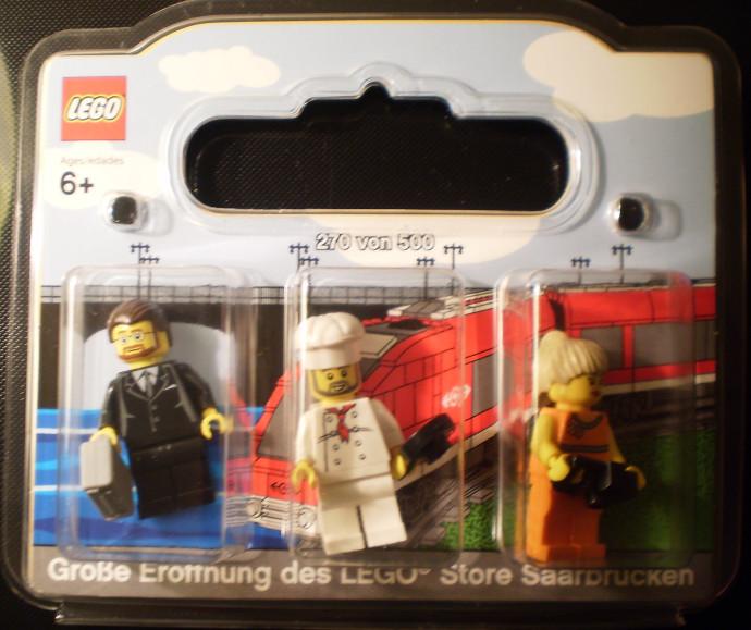 LEGO Saarbrucken-1 LEGO Store Grand Opening Exclusive Set ...