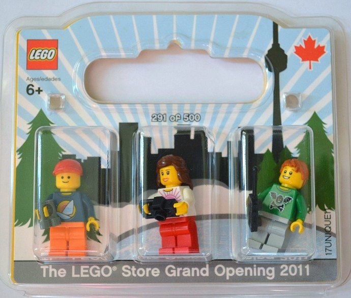 LEGO Toronto-1 LEGO Store Grand Opening Exclusive Set, Sherway ...
