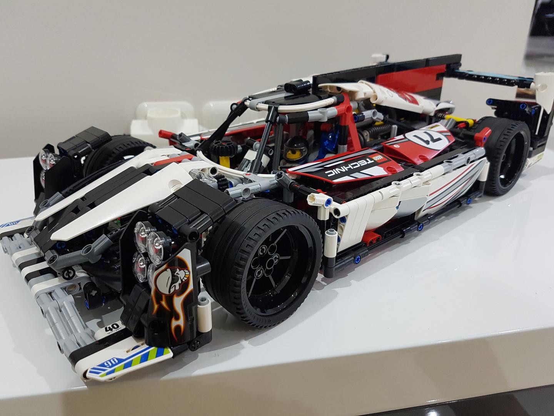 Lego Moc 5530 Porsche 919 Hybrid Technic 2016