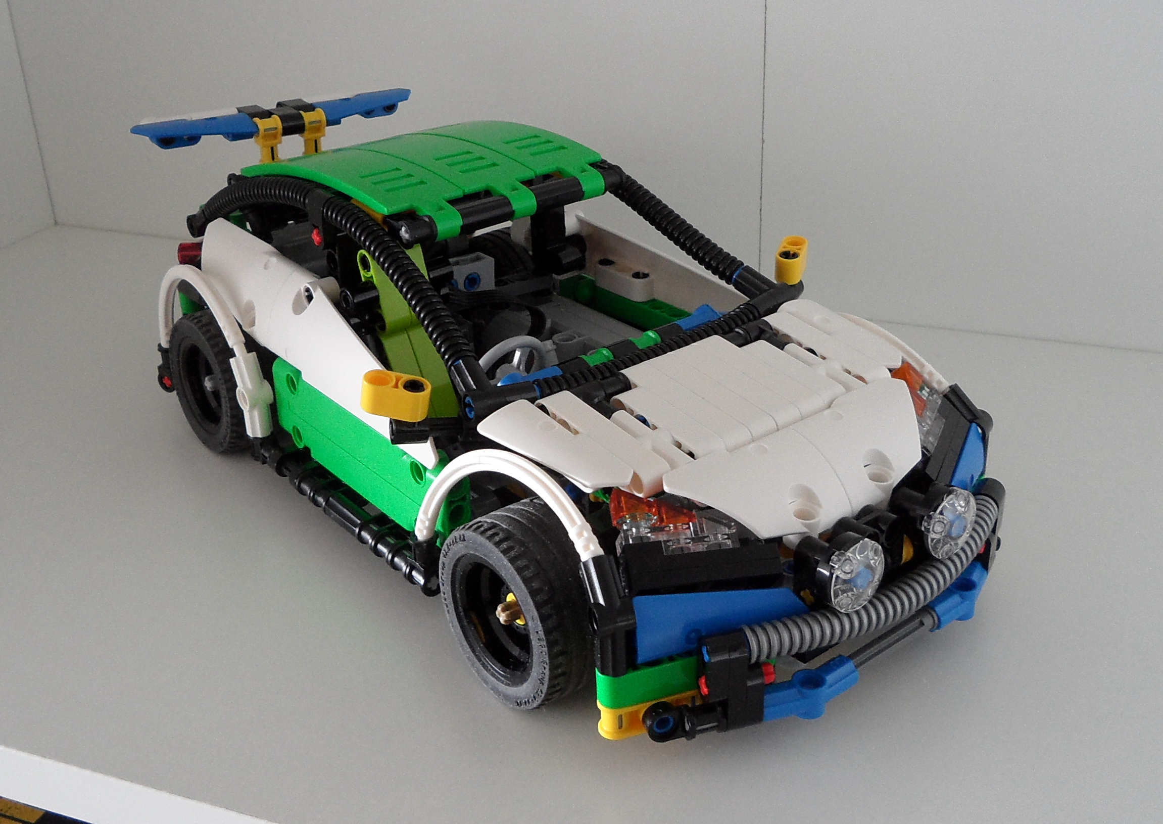 Lego Moc 6604 Hatchback Type R Technic 2017 Rebrickable Build
