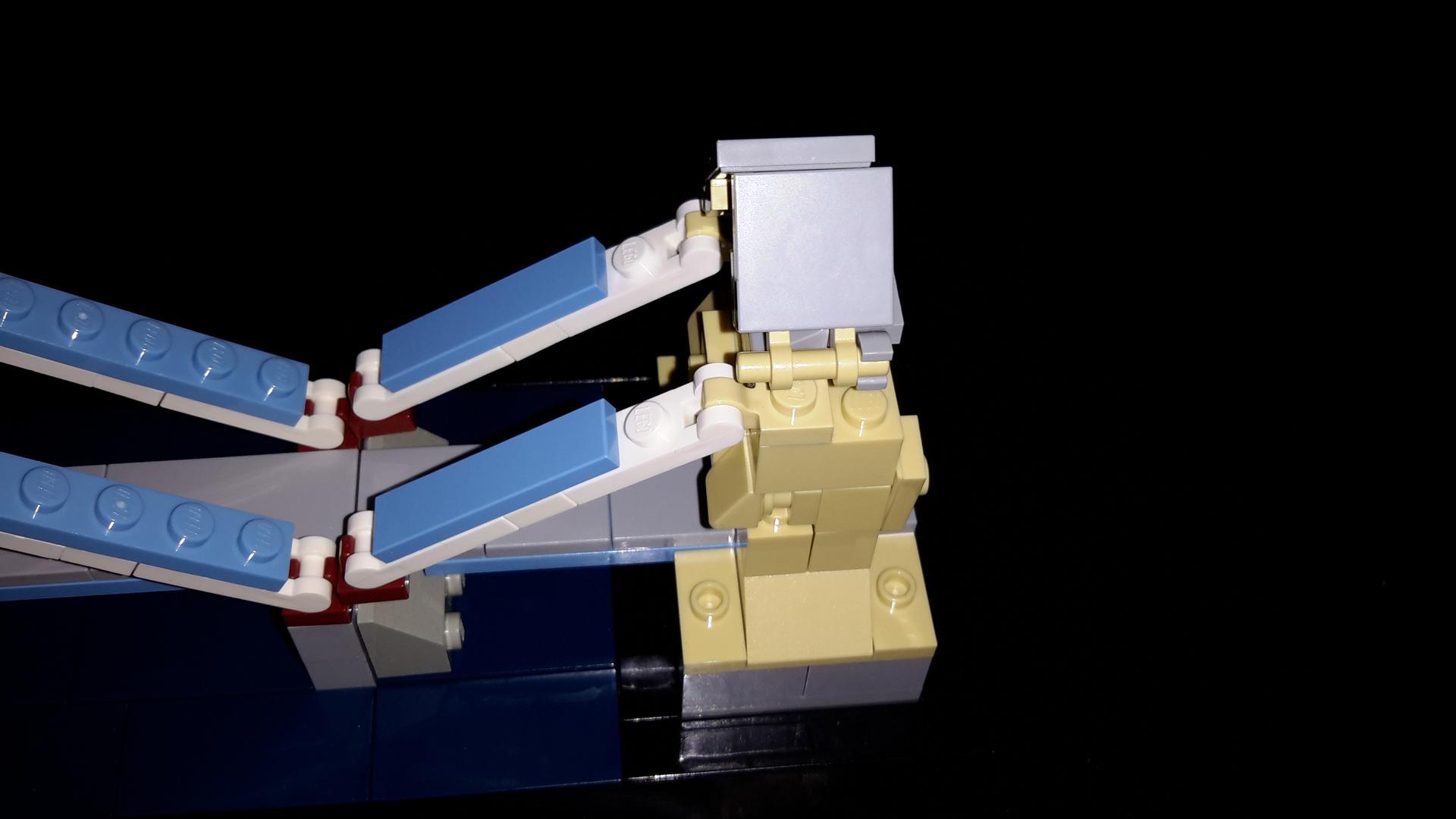 lego architecture london instructions