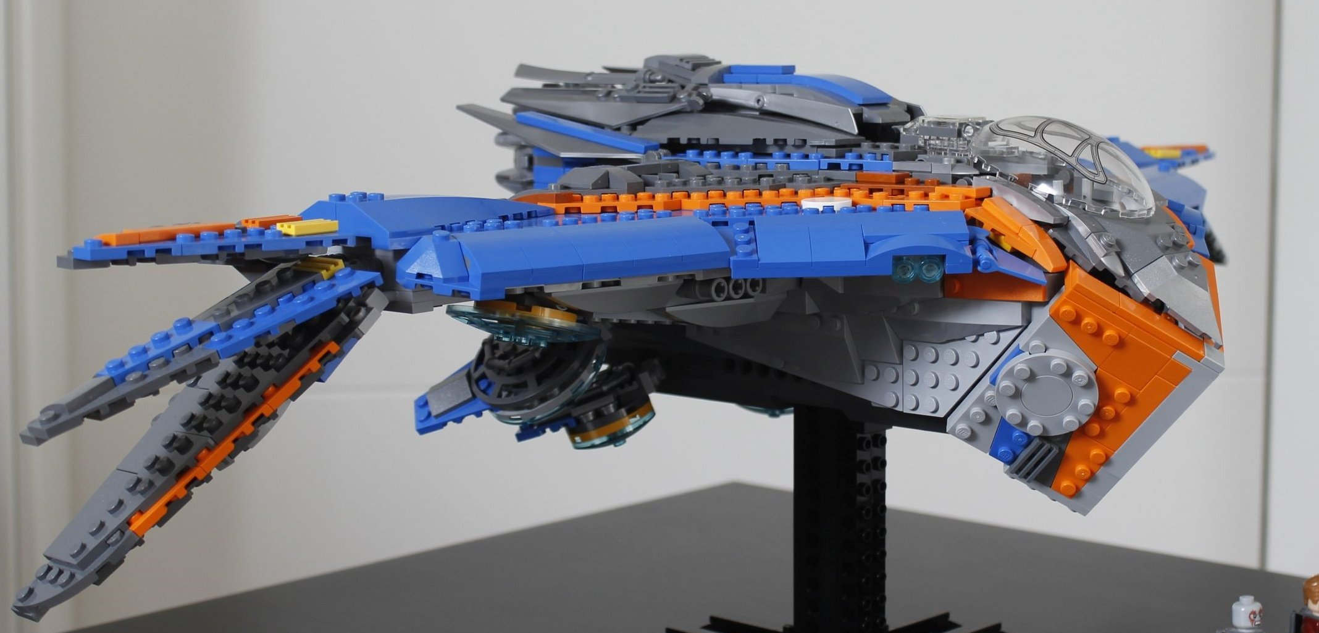 LEGO Building Toys Build a Custom LEGO Guardians of Galaxy UCS Style
