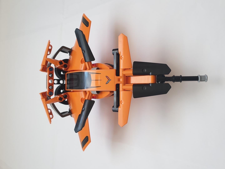 LEGO MOC-41105 Chevy ship (Technic 2020) | Rebrickable ...