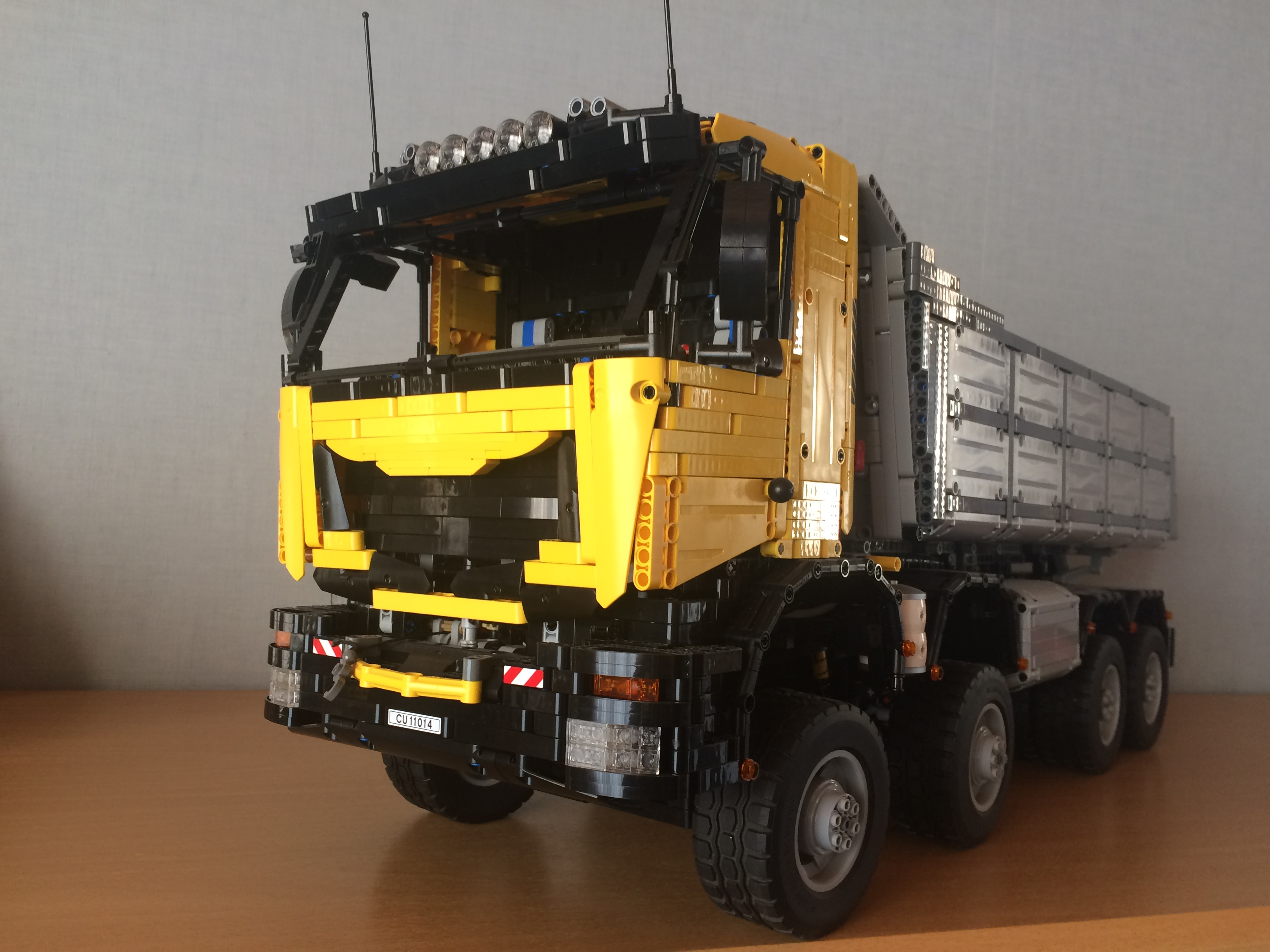 Lego Technic Garbage Truck Instructions Garbage Image And Foto