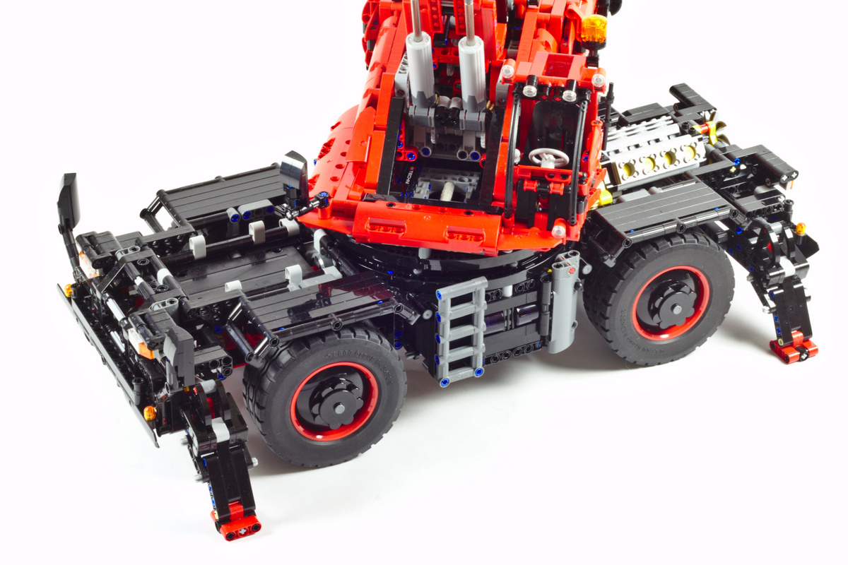 Lego Moc 19477 Ultimate 42082 Technic 2018 Rebrickable Build