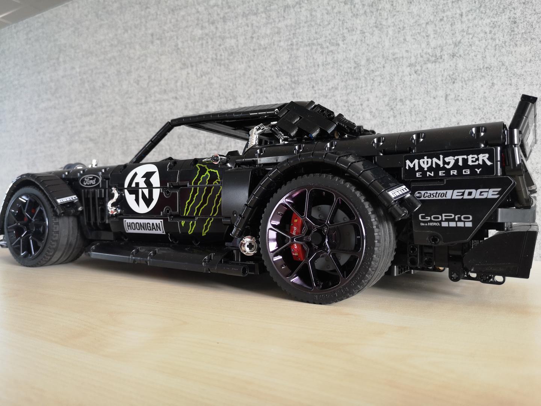 Hoonigan Mustang Technic