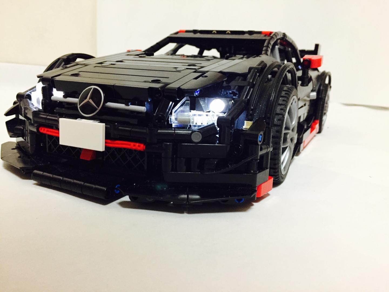 Lego Moc 6687 Mercedes Benz Amg C63 Dtm Bodywork Quot Amg