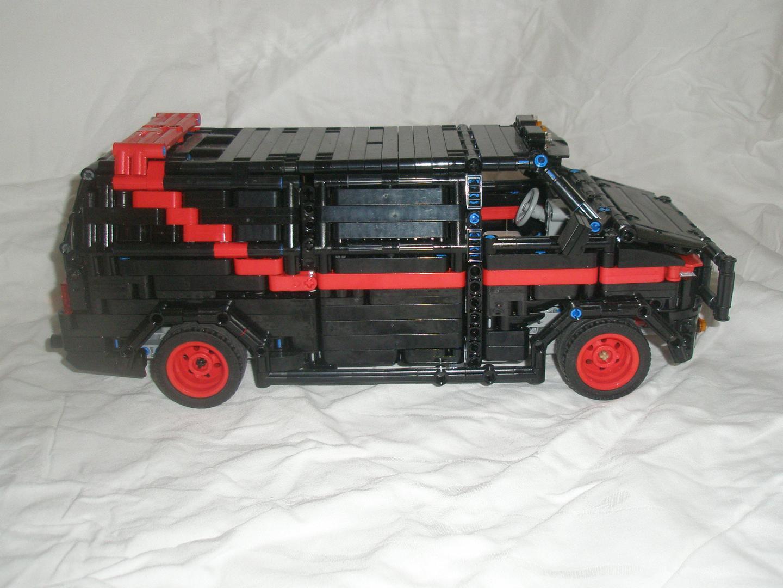 Lego Technic Moc Building Instructions