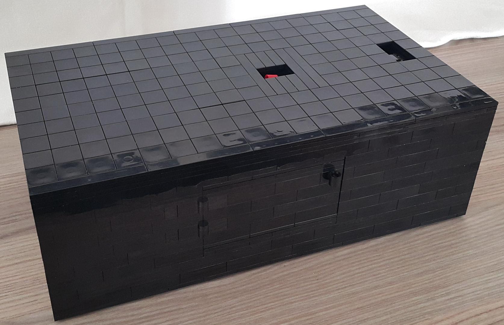 Lego Moc 0899 Luuma Ev3 Core Lego Ultimate Machine Mindstorms