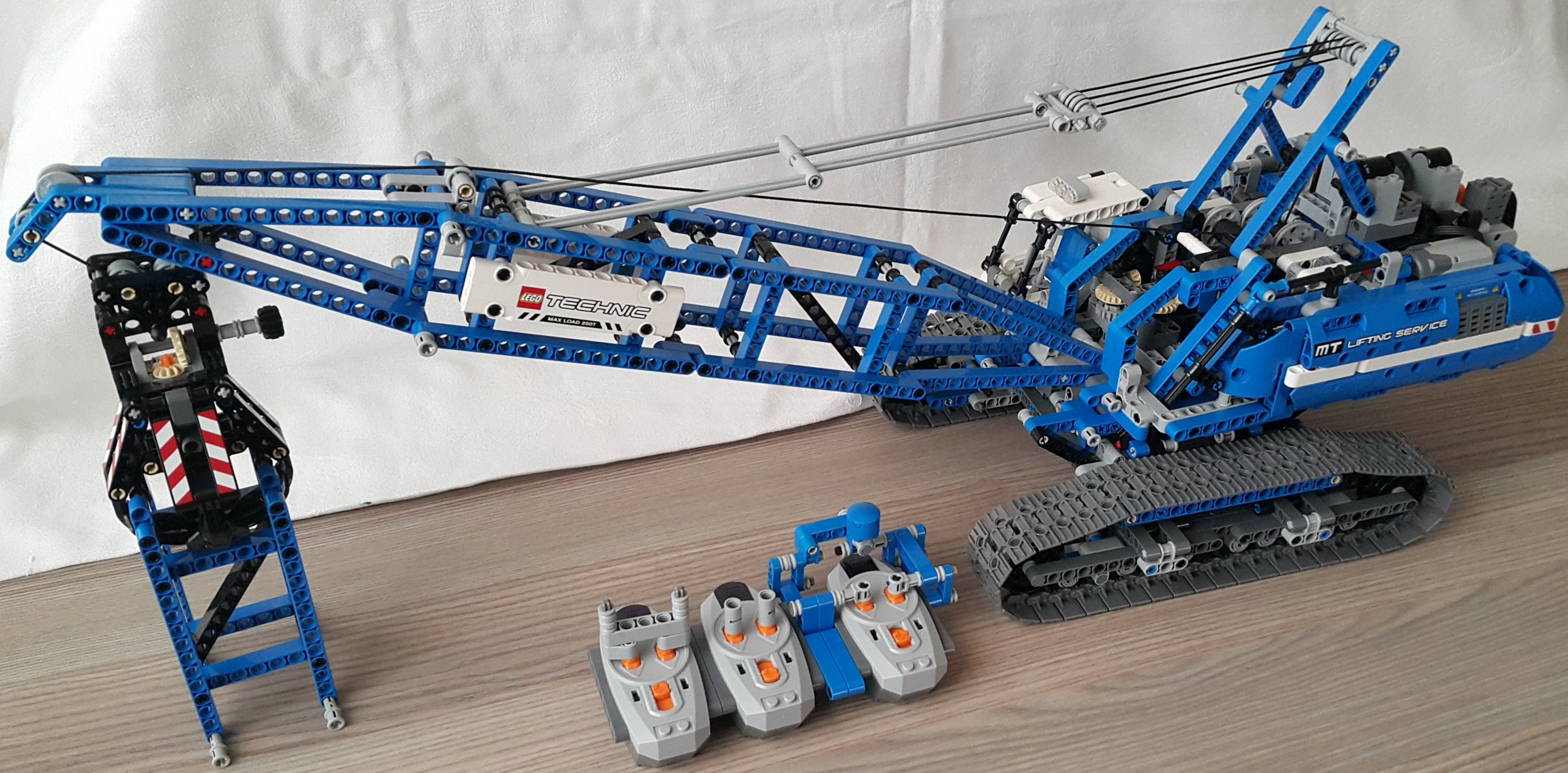 Lego Moc 4078 42042 Rc Technic 2015 Rebrickable Build With Lego