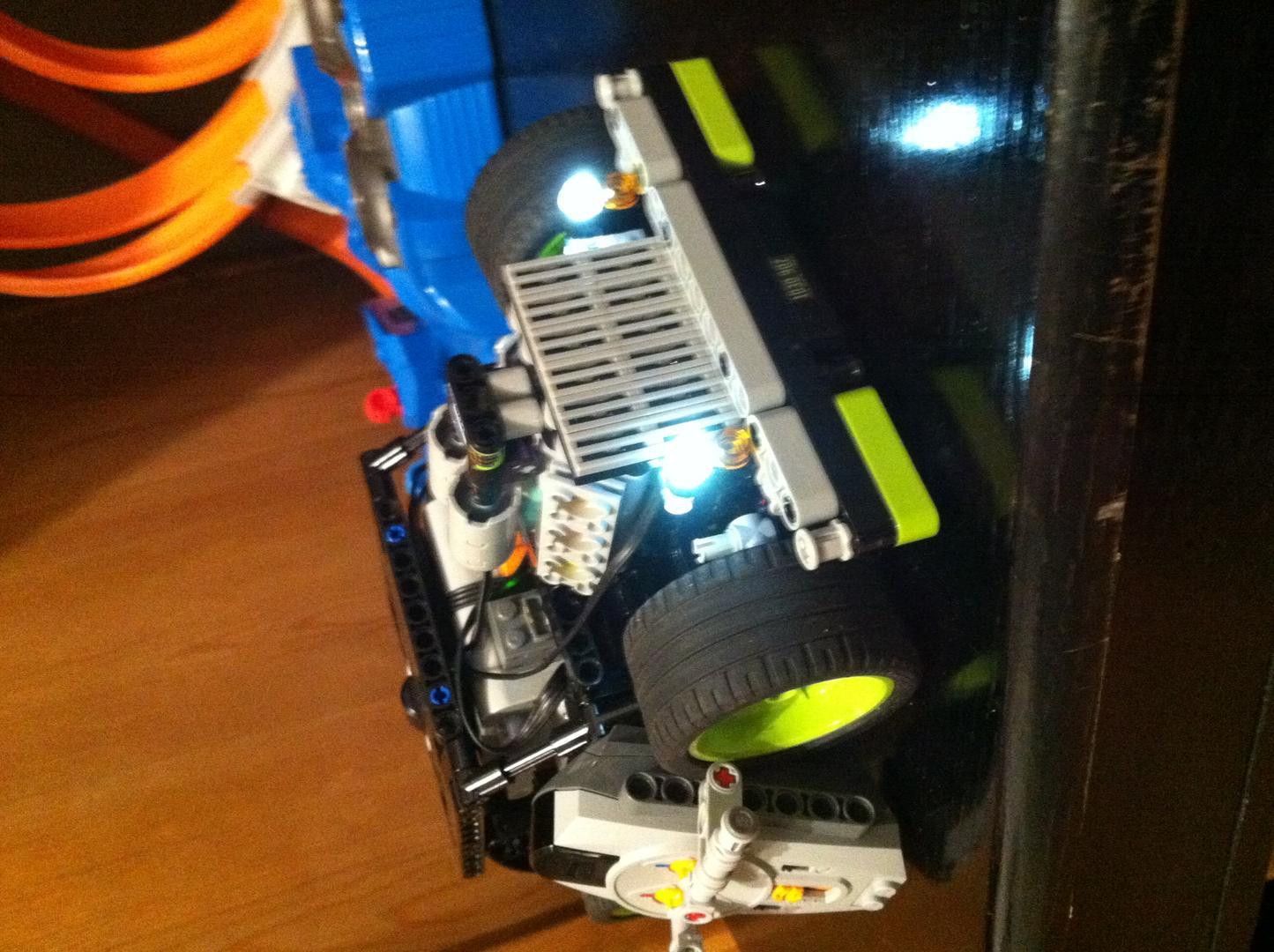 lego technic hot rod instructions