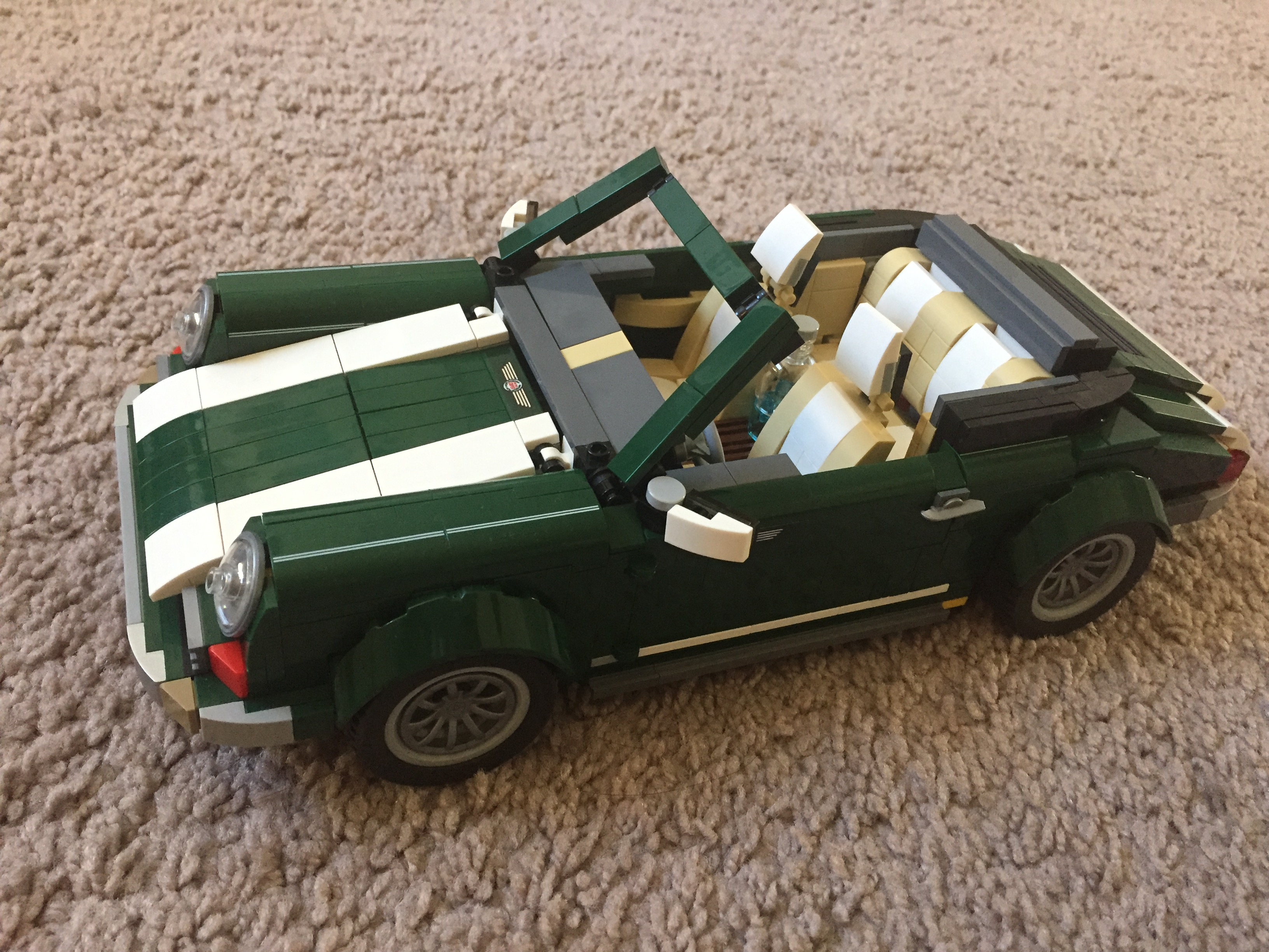 Lego Moc 5043 Porsche Creator 2016 Rebrickable Build With Lego